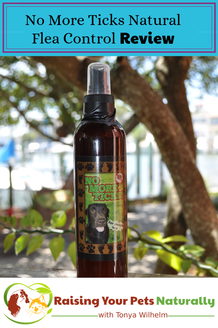 Natural tick and flea repellent reviews. Best natural flea and tick treatments start with quality non-toxic ingredients.  #raisingyourpetsnaturally #naturaltickrepellent #naturalflearemedies #naturalflearepellent #allnaturaltickrepellent