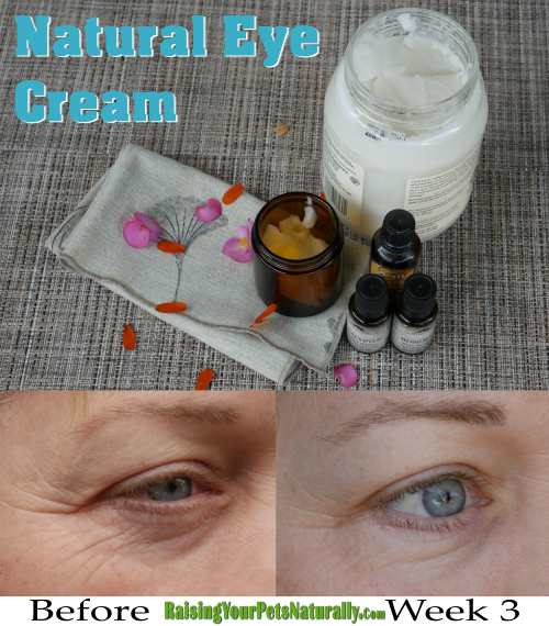 The best natural eye cream