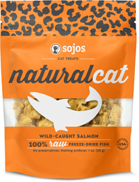 Sojos Natural Cat Treats