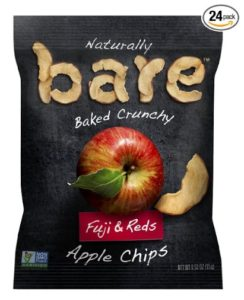 Bare Natural Apple Chips