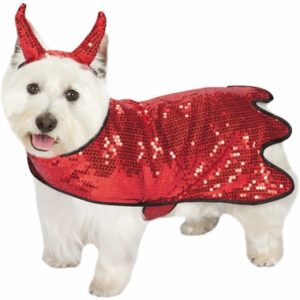 Devil Dog Halloween Costume