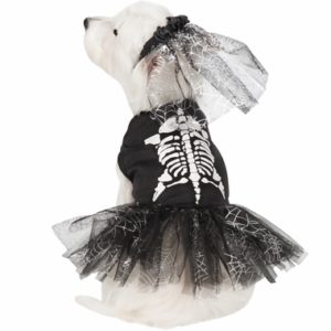 Skelleton Dog Costume