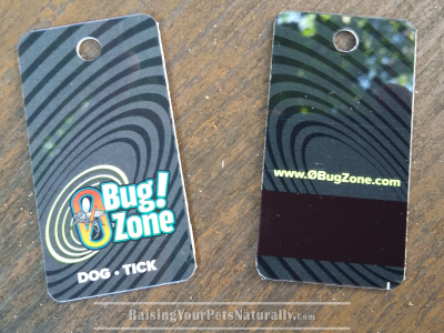 0Bug!Zone Flea and Tick Tags