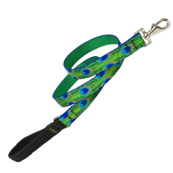 Lupine Tail Feathers Dog Lead