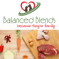 Balanced Blends Raw Pet Food