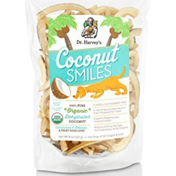 Dr. Harvey's Organic Coconut Smiles