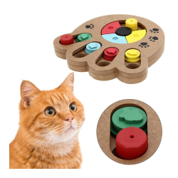 PYRUS Eco-friendly Pet Paw Puzzle