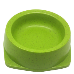 Alfie Pet by Petoga Couture Qatie Bamboo Fiber Pet Bowl