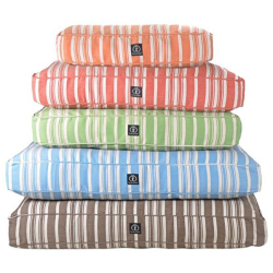 Harry Barker Striped Hemp Pet Beds