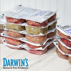 Darwin's Natural Pet Products Raw Dog and Cat Food