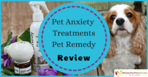Dog and Cat Anxiety Treatment | Pet Remedy Essential Oils Spray and Diffuser Review