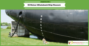 Dog-Friendly Superior, Wisconsin Attractions | Dog-Friendly SS Meteor Whaleback Ship Museum