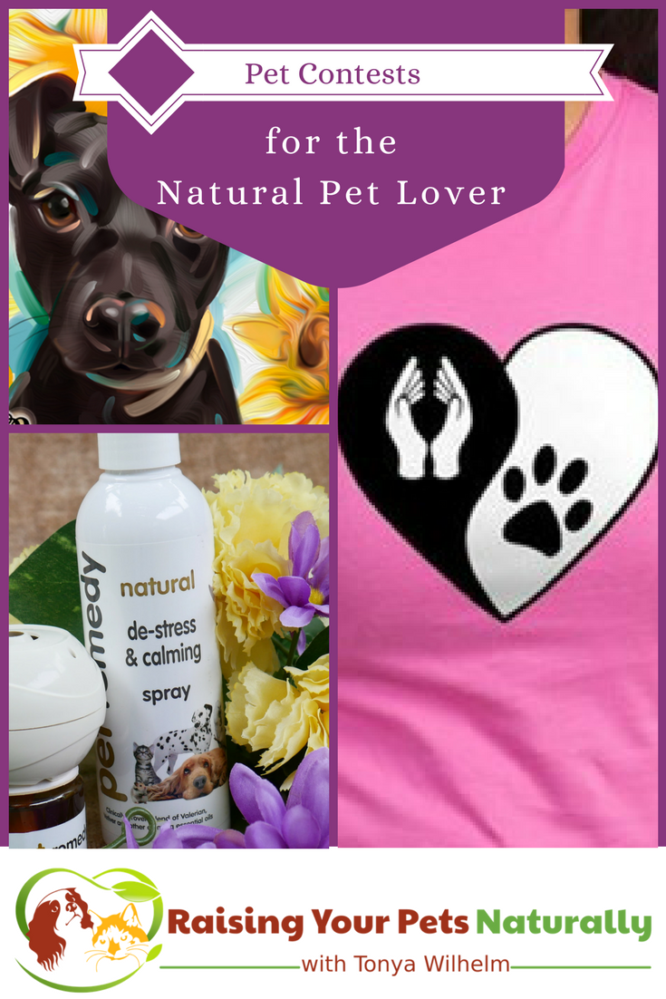 Dog and Cat Photo Contests, Pet Giveaway for the Natural Pet Lover! Don't miss out on these great prizes from the best natural pet brands on the market. #raisingyourpetsnaturally #petcontests #doggiveaways #petphotocontest #dogphotocontest #bloggiveaways