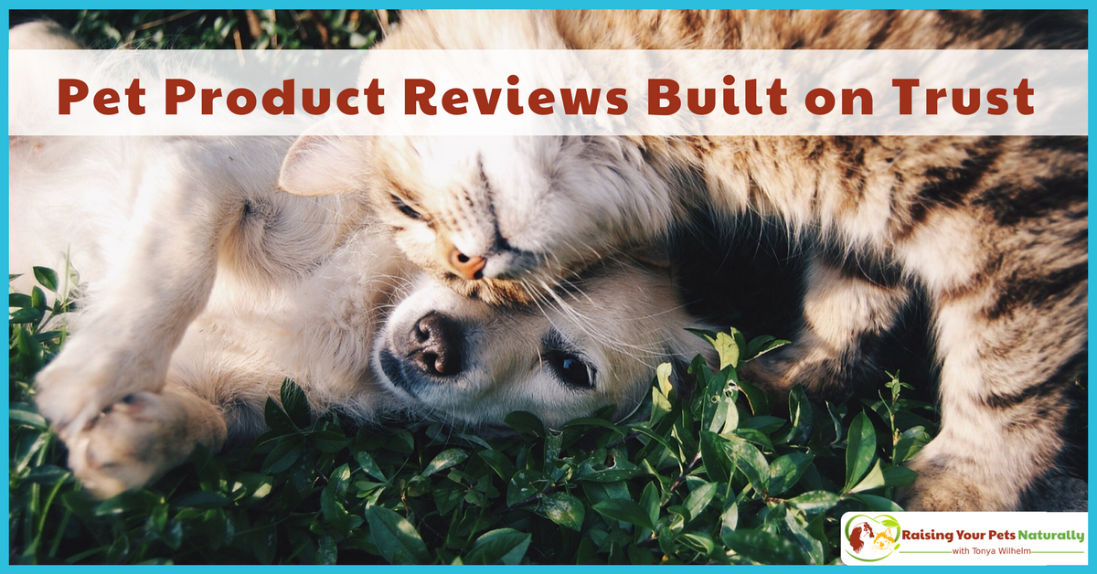 Can You Trust Social Media Influencer Reviews? I love that my readers and other readers are asking themselves questions like this. Why? Because you are really thinking about the products you use for your pets and yourselves. #raisingyourpetsnaturally