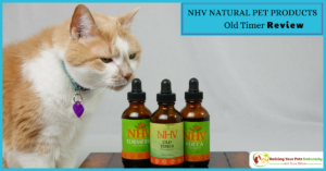 Natural Joint Supplements for Senior Cats | NHV Natural Pet Products Old Timer Joint Problem Kit Review