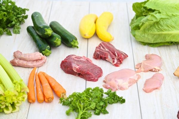 Humane grade ingredients