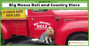 Dog-Friendly New York Activities | Big Moose Deli and Country Store is Dog-Friendly